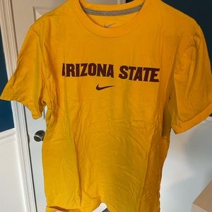 Nike Arizona State T-Shirt, L, Gold